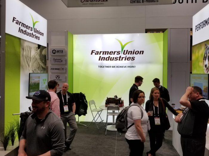 Farmers Union Industries and Northland Choice at Petfood Forum 2018